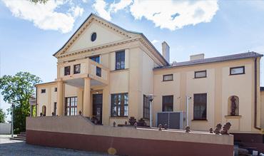 Hotel/pałac – Gocanowo
