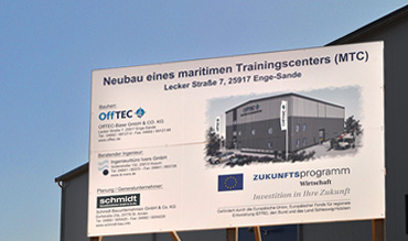 Centrum szkoleniowe –Enge Sande