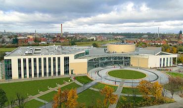 Hala sportowa –Poznań