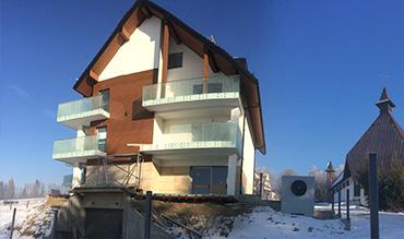 Apartamentowiec –Czorsztyn